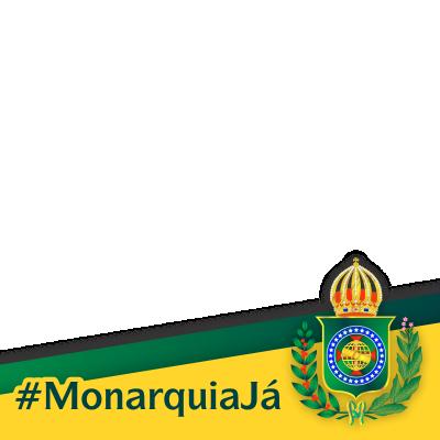 #MonarquiaJá
