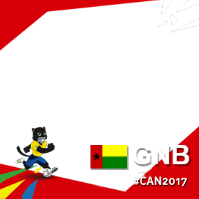 CAF Guiné Bissau 2017