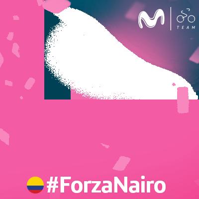#ForzaNairo