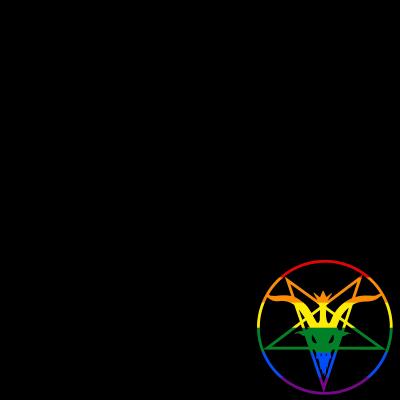 TST pride The Satanic Temple