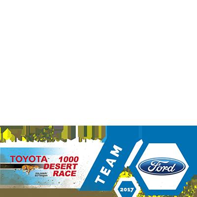 TEAM FORD (DESERT RACE 2017)