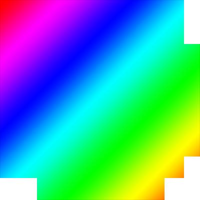 rainbow border; lgbt pride