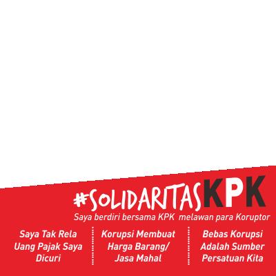 #SolidaritasKPK