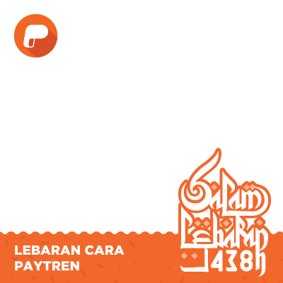 #LebaranCaraPayTren