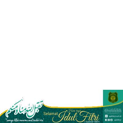 Selamat Idul Fitri 1438