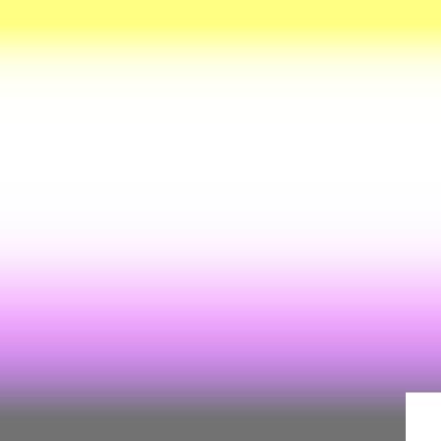 pastel nonbinary pride