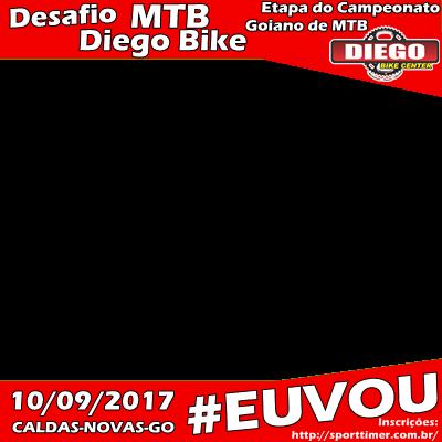 Desafio MTB Diego Bike