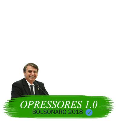 Página Opressores 1.0!