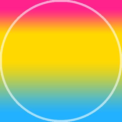 pastel pansexual pride