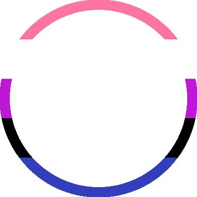 genderfluid ring