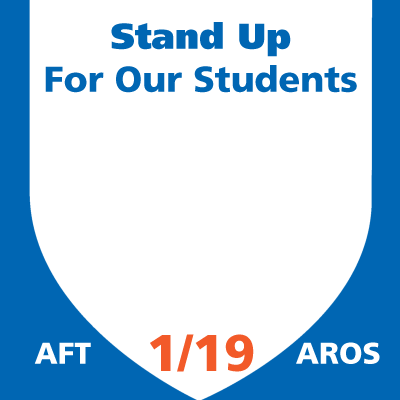 AROS Day of Action