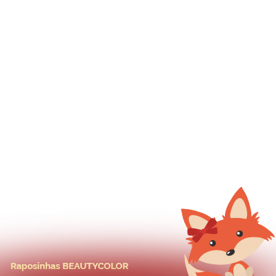 Raposinhas BEAUTYCOLOR
