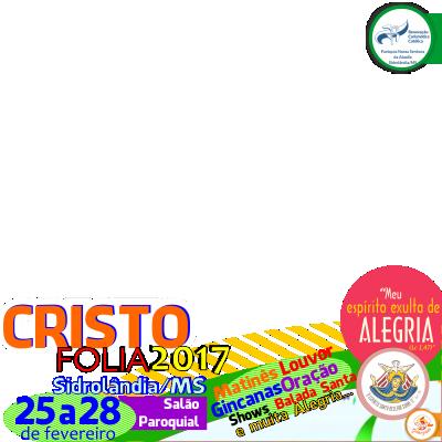CristoFolia 2017 Sidrolandia