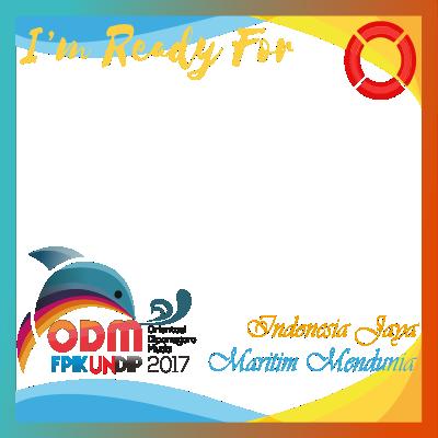 Twibbon ODM FPIK 2017