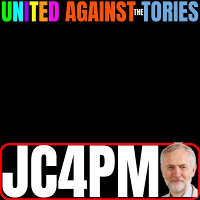 Labour Corbyn JC4PM - Tories