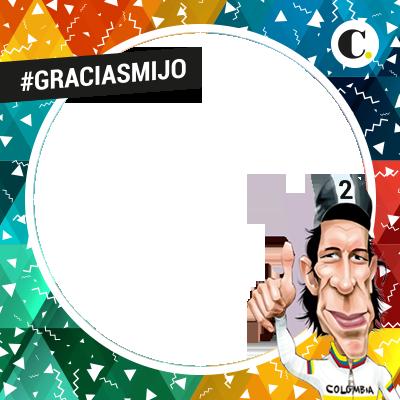 #GraciasRigo  (Facebook)