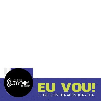 Premio Caymmi - Cerimônia