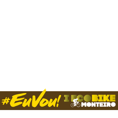 #EuVou EcoBike Monteiro