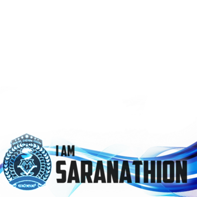 I AM SARANATHION