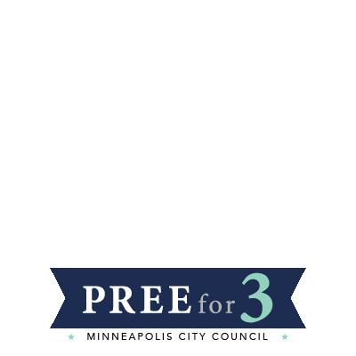 Pree for Ward 3