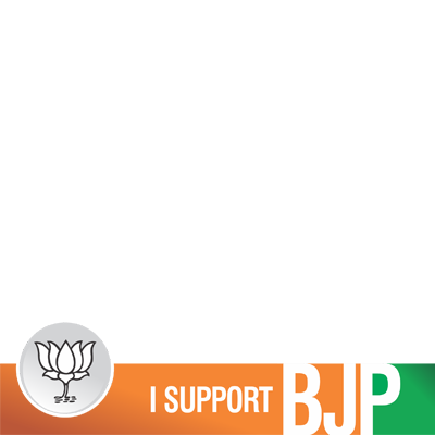 I Support BJP
