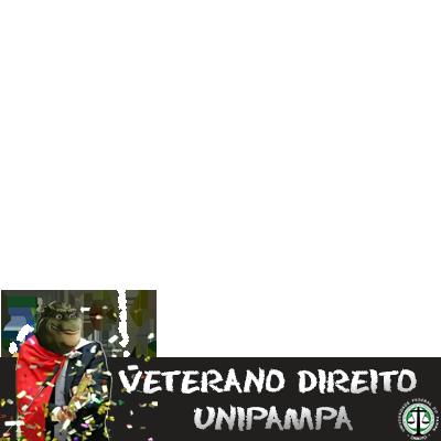 Veterano Direito Unipampa