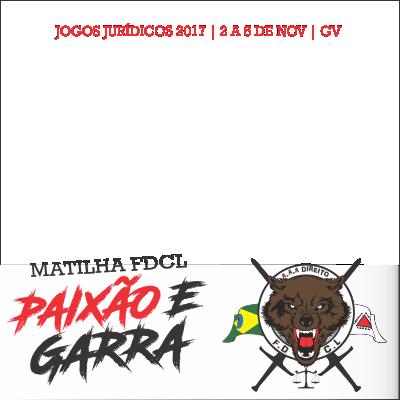MTL JJM17 - PAIXÃO E GARRA