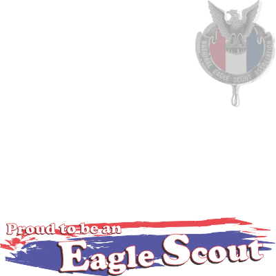 Proud to be an Eagle Scout