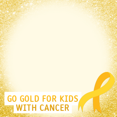 Go Gold for Kids with Cancer