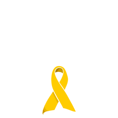 childhood cancer gold ribbon support campaign twibbon