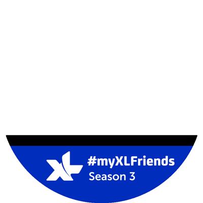 #myXLFriends-Season3