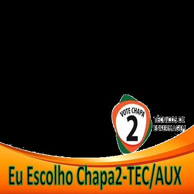 #EuEscolhoChapa2-TEC/AUX
