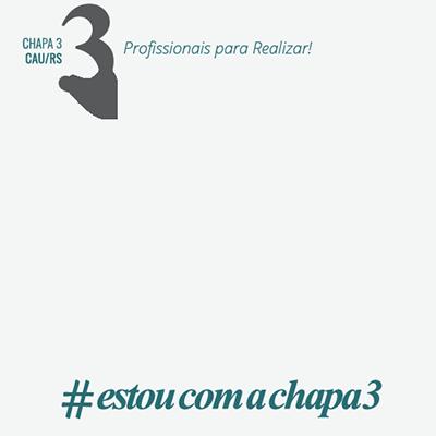 Chapa 3 - CAU/RS