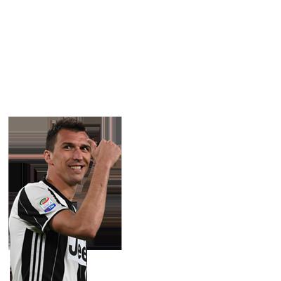 Mario Mandzukic and Juventus