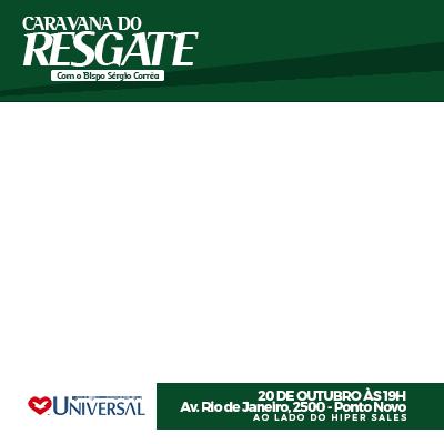 Caravana do Resgate Sergipe