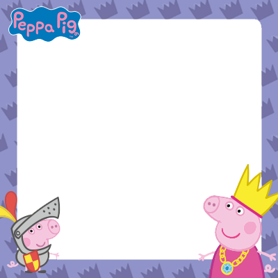Peppa Pig Royal Fan - Support Campaign | Twibbon