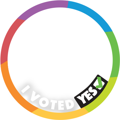 Vote Yes Marriage Equality