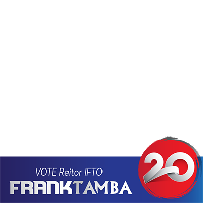 Vote Frank Tamba 20 IFTO