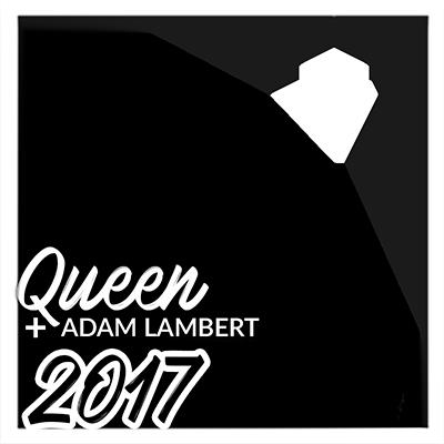 Queen +Adam Lambert 2017