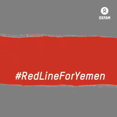 Join the Red Line For Yemen