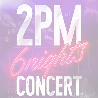 2PM 6nights CONCERT