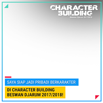 Character Building 2017/2018