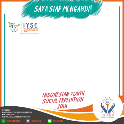IYSE 2018 - Support Campaign | Twibbon