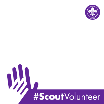 I am a #ScoutVolunteer