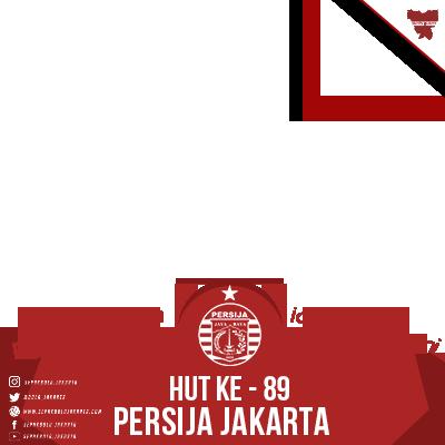 Hut Persija 89
