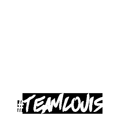 #TeamLouis