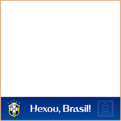 Bola Parada - Hexou, Brasil!