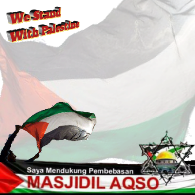 We Stand With Palestine
