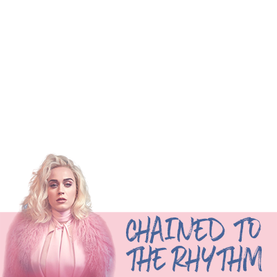 #CHAINEDTOTHERHYTHM