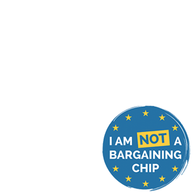 I am not a bargaining chip
